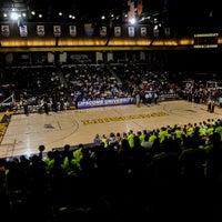 Photo taken at Allen Arena by Jamie G. on 10/15/2013