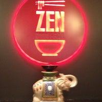 Photo taken at Zen Nodle Bar by 'Bryan B. on 1/15/2014