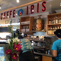 Photo taken at Caffe Ibis by Cindy E. on 3/16/2014