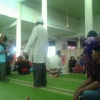 Photo taken at Masjid Ar-Rahman Padang Sera by Isa Mohd M. on 12/6/2013