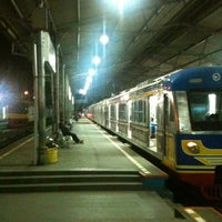 Photo taken at Stasiun Bogor by frdbgns on 5/18/2013