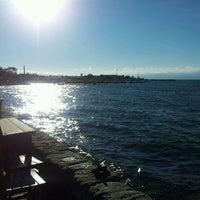 7/23/2013 tarihinde Esra B.ziyaretçi tarafından Güre Sahili'de çekilen fotoğraf