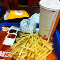 Photo taken at Burger King by Helin T. on 11/3/2012