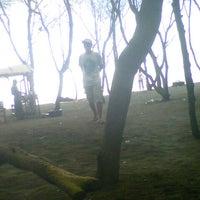 Photo taken at Pantai Kuwaru by Marthia R. on 8/3/2014