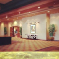 Photo taken at Embassy Suites by Hilton Albuquerque Hotel & Spa by Rebecca S. on 10/30/2012