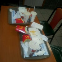 Photo taken at McDonald's by Rebone M. on 11/29/2012