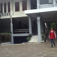 Photo taken at SMAN 1 Tangsel by Heidy M. on 1/15/2013