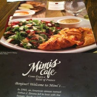 Photo taken at Mimi's Cafe by Luan T. on 2/23/2013