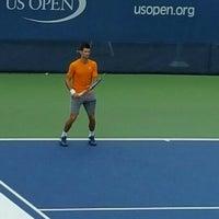 Photo taken at Practice Courts (1-5) - USTA Billie Jean King National Tennis Center by Gabriel B. on 9/11/2015