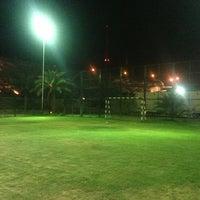 Photo taken at ملعب المشعل by Mohammed 💮 on 8/27/2013