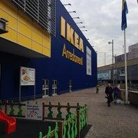 Photo taken at IKEA by Fabio B. on 1/2/2014