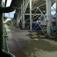 Photo taken at 2/3 Platform by Binu R. on 9/30/2013