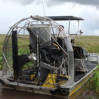 Photo taken at Airboat In Everglades by Javier M. on 6/9/2015