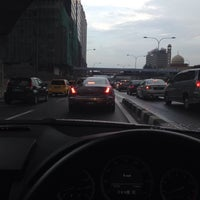 Photo taken at federal highway by Syahmi A. on 3/4/2015
