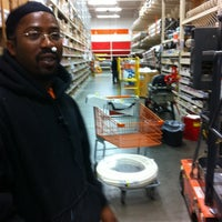 Photo taken at The Home Depot by Mike V. on 10/7/2012