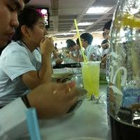 Photo taken at โรงอาหารตึก B by worakrit m. on 11/22/2012