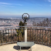 Photo taken at Uetliberg by Leandro O. on 3/22/2013