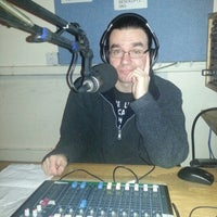 Photo taken at Leeds Student Radio by Tim S. on 2/12/2013