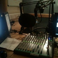 Photo taken at Leeds Student Radio by Tim S. on 11/6/2012