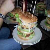 Photo taken at Yes Burger by Stanislav L. on 10/16/2012