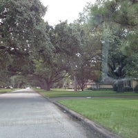 Photo taken at Bellaire, TX by Jim K. on 9/27/2014