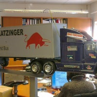 Photo taken at Truck Center Katzinger by Günter H. on 10/3/2013