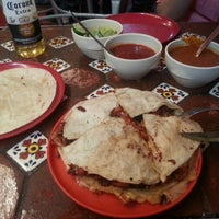 "Photo taken at Taquería La Lupita ""Ayuuk"" by Francisco R. on 3/25/2013"