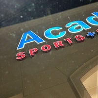 Photo taken at Academy Sports + Outdoors by Jaime M. on 3/31/2013