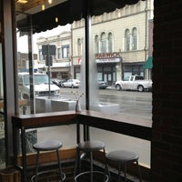 Photo taken at Oddly Correct Coffee Bar by Lauren R. on 1/30/2013