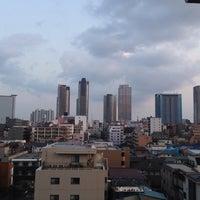 Photo taken at 陣屋町 by Yujisa on 4/24/2014