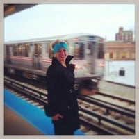 Photo taken at CTA - Jarvis by Kristopher S. on 5/11/2013