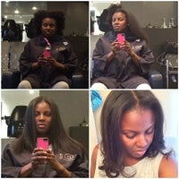 Photo taken at H2Salon by Kim S. on 8/14/2014