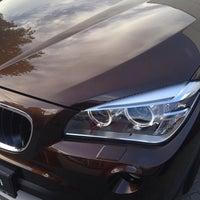 Photo taken at BMW Center by Valentina L. on 6/18/2014