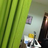 """Photo taken at Салон Красоты """"Адам И Ева"""" by Valentina L. on 4/17/2014"""
