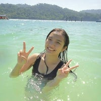 Photo taken at pulau langkawi by Wxin C. on 2/14/2014