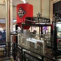 Photo taken at Pike Brewing Company by Jennifer F. on 4/16/2013