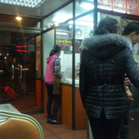 Photo taken at Wing Wah Noodles Shop by Ming-i P. on 1/20/2013