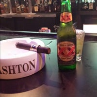 Photo taken at Elite Cigar Cafe by LT. Carlos V. on 5/19/2013