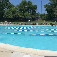 Photo taken at Ashbourne Swim Club by LT. Carlos V. on 7/23/2014
