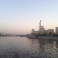 Photo taken at Теплоход «Артурс» by Artemiy S. on 6/5/2014
