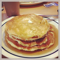 Photo taken at IHOP by Jason I. on 3/2/2013