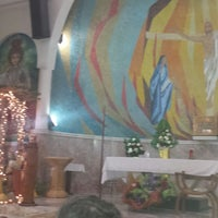 Photo taken at Iglesia Santa Teresa De Avila by Carlos Y. on 12/11/2014