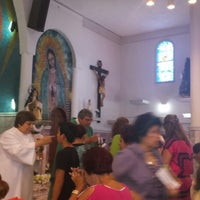 Photo taken at Iglesia Santa Teresa De Avila by Carlos Y. on 7/20/2014