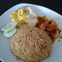 Photo taken at Sara Thai Kitchen by Amyzz A. on 12/29/2012