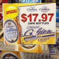 Photo taken at Top Valu Liquor by Jamison H. on 6/21/2013