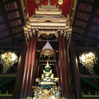 Photo taken at Wat Phra Kaeo by Tikamporn S. on 11/16/2012
