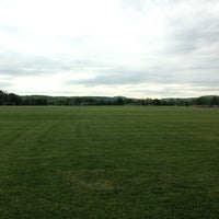 Photo taken at Field of Dreams by Abbie D. on 5/18/2013