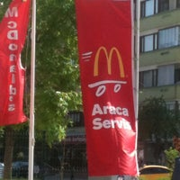 Photo taken at McDonald's by Korhan A. on 5/5/2013