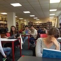 Photo taken at Lycée Blanche de Castille by Alexandre K. on 5/13/2013