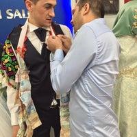 Photo taken at karaman düğün salonu by İsmaiL T. on 5/22/2016
